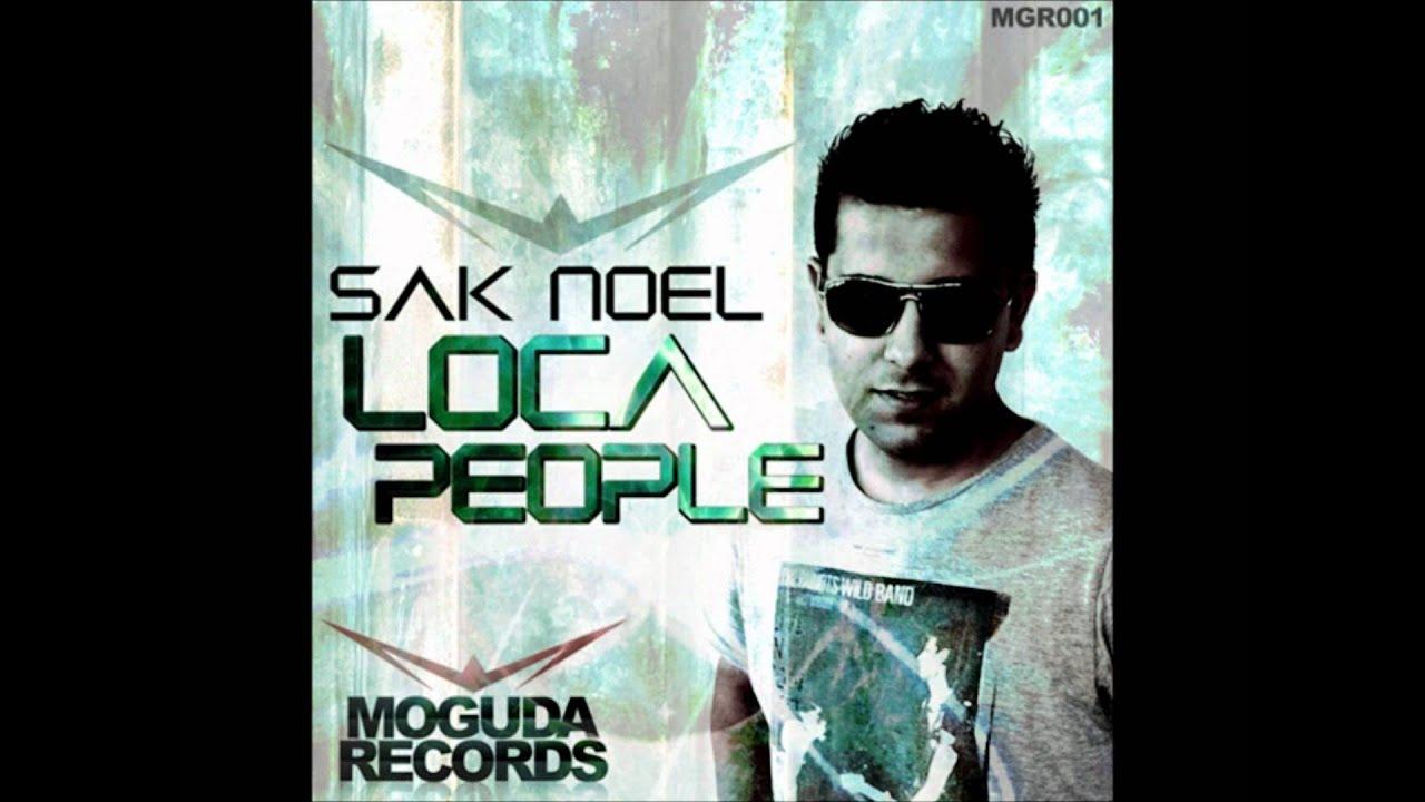 Mp3 скачать бесплатно sak noel loca people