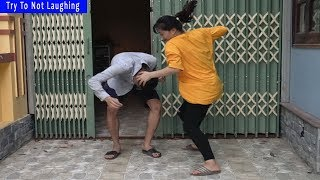Must Watch New Funny😂 😂Comedy Videos 2019 - Episode 4 - Funny Vines || Troll TV