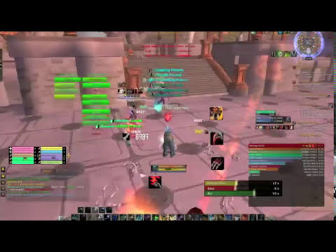 POP CD's [WoW Parody] (Ganksquad ft. Letomi)