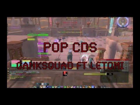 POP CD's [WoW Parody] (Ganksquad ft. Letomi)