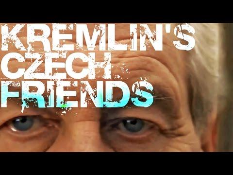 Kremlin's Czech Friends