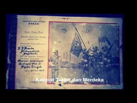 MARS KOKAM (Komando Kesiap Siagaan Angkatan Muda Muhammadiyah)
