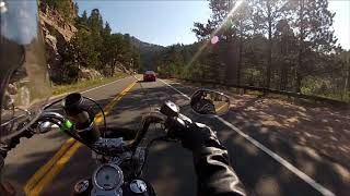 Hwy 34 From Estes Park to Loveland CO