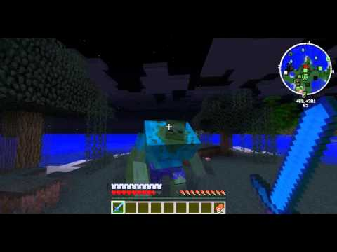 Minecraft Mod Showcase: Mutant Zombie