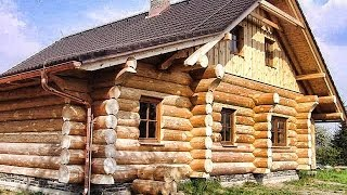 Как строили наши предки. Русский деревянный дом