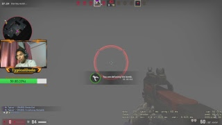 Typical Dada Live Stream : Counter Strike Global Offensive