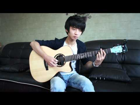 (The Rolling Stones) Paint It Black - Sungha Jung Music Videos
