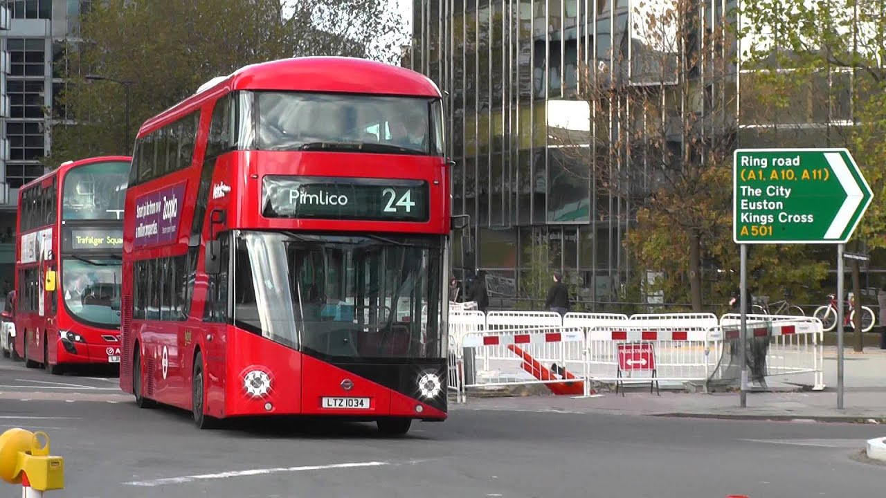 new london double decker bus in action central london november 2013 youtube. Black Bedroom Furniture Sets. Home Design Ideas