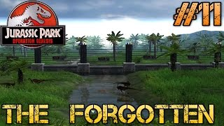 Jurassic Park Operation Genesis The Forgotten #11 - Design and Stuff