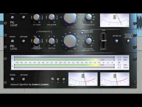 Slate Digital FG-X Mastering Plugin Review - TheRecordingRevolution.com