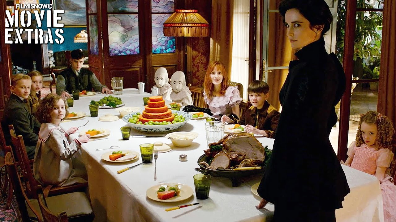 Miss Peregrine's Home For Peculiar Children 'A Most Peculiar Home' Featurette (2016)