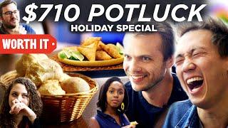 $710 Potluck Dinner • Holiday Special Part 1