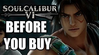 Soulcalibur 6 - 15 Things You Need To Know Before You Buy