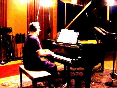 Blues! Session, Improv #12 Piano #1 -- David Paul Mesler (free improvisation)