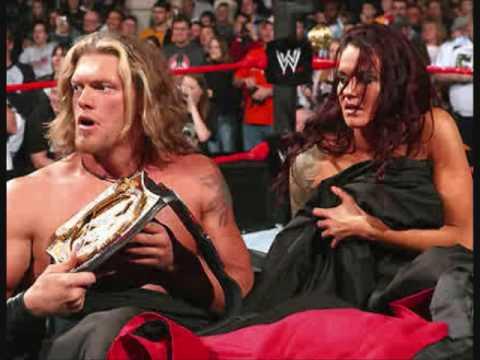 Lita former WWE Diva