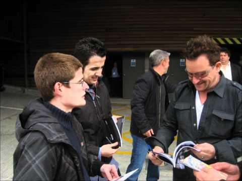 Vertigo Radio con Bono - Dublin 17 Junio 2012 - Electric Burma