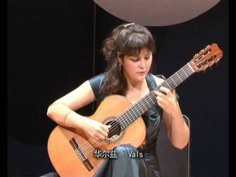 Irina Kulikova plays Gallardo del Rey - California Suite, Vals