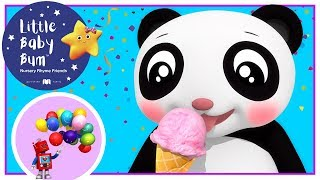 Chocolate Song | Little Baby Boogie | LBB | Party Songs For Kids