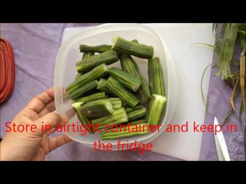 malunggay leaves and chili fruit as