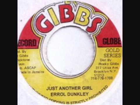 Errol Dunkley - Just Another Girl