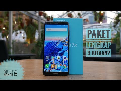Honor 7x Review Indonesia