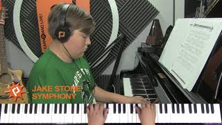 Symphony piano cover by Jake Stone