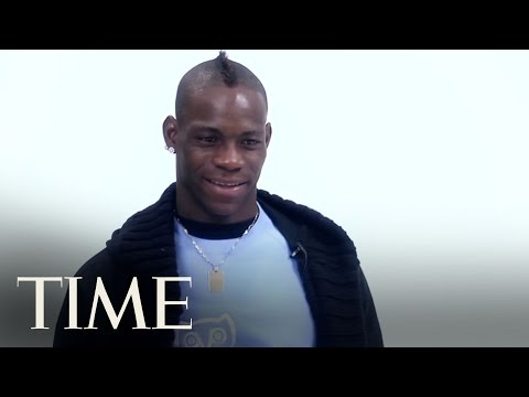Video Exclusive: Mario Balotelli Opens Up to TIME