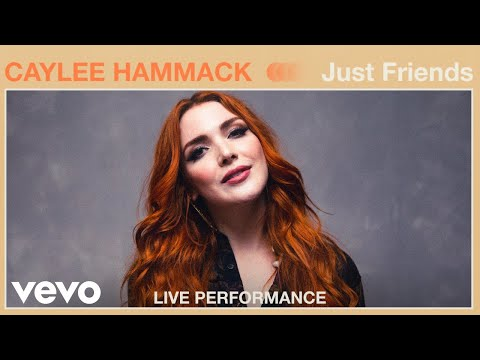 "Caylee Hammack - ""Just Friends""  Live Performance 