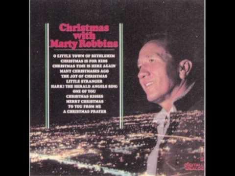 Marty Robbins - Christmas Kisses