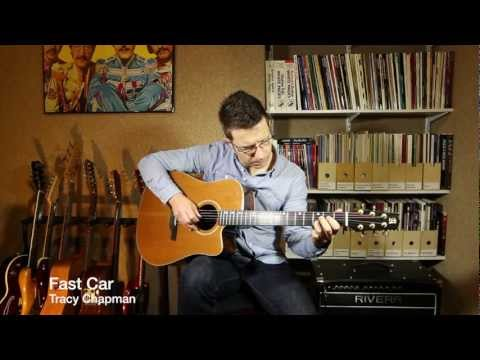 Acoustic Guitar Riffs Performed By Guitar Teacher Cliff Smith