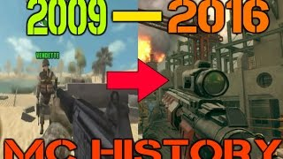 download lagu Gameloft Modern Combat History 2009-2016 - From Mc 1 gratis