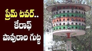 పావురాలు @ ప్రేమ్ టవర్స్ | Pigeons @ Prem Towers, Gokul Chat | History of Prem Tower Pigeons