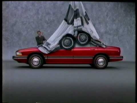 1992 Buick LeSabre Commercial