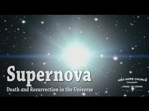 Supernova; Death And Resurrection In The Universe video