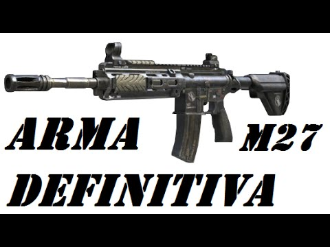 Slums | Arma Definitiva | M27