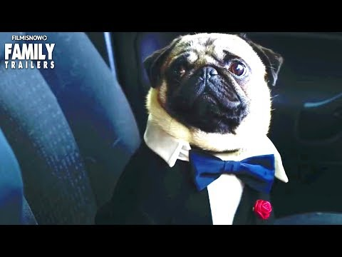 PATRICK | First Trailer For Disney Dog Movie - Family Entertainment