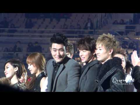 [HD] 111231 MBC  EunHae ~ FIRST HUG of 2012 {RECOMMEND} Music Videos