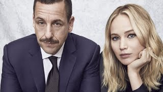 Actors on Actors: Jennifer Lawrence and Adam Sandler (Full Video)
