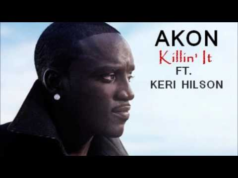 Akon - Killin it Ft. Keri Hilson (No Tags 2014 !!)