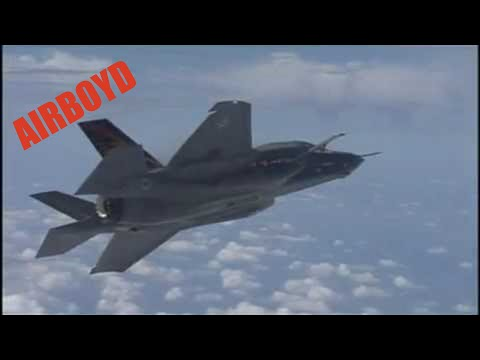 0 Looking Forward to an F35 Future – Part 3 (The Promise)