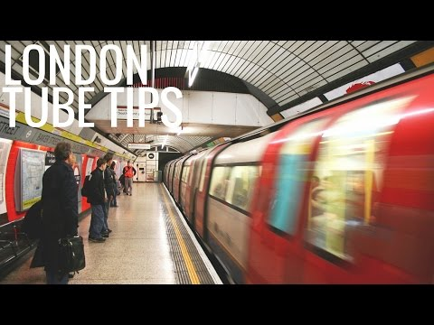 Top Things to Know Before Using the London Underground