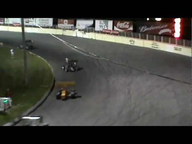 ISMA Supermodifieds Oswego Speedway Race of Champions Wkend Feat. Pt.2