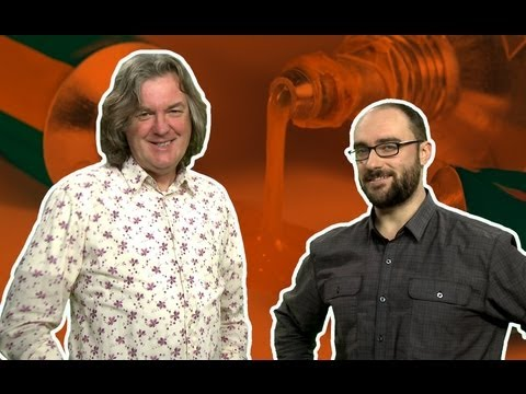 How Does Glue Work? (feat. VSauce) - James May's Q&A (Ep 9) - Head Squeeze