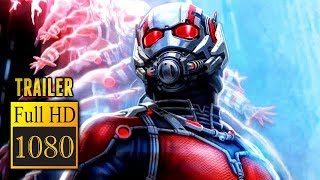 🎥 ANT-MAN AND THE WASP (2018) | Full Movie Trailer in Full HD | 1080p