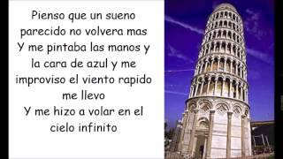 Volare (lyrics) - Gipsy Kings