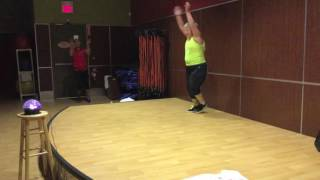 Suzy Says Get Fit - Zumba 1