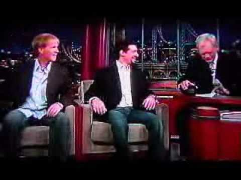 Opie & Anthony's Letterman Appearance
