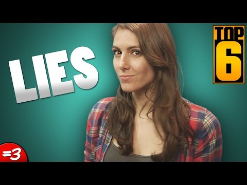 6 Things You Probably Lie About