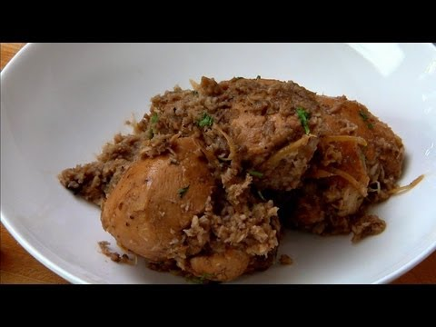 Keralan fried chicken - Indian Food Made Easy with Anjum Anand - BBC Food
