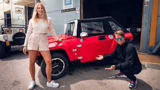 NEVER THOUGHT JANNI WAS A HUMMER GIRL! | VLOG³ 04